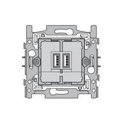 Niko Chargeur USB à encastrer 420-00510