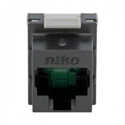 Niko Connecteur RJ45 UTP cat.6 650-45061