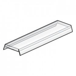 Niko Couvercle plat transparent, 2 m 340-13002