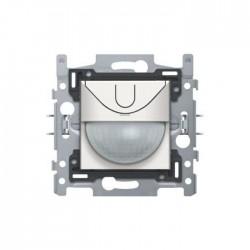 Niko Détecteur de mouvement 180° avec Nikobus-interface-actor 8 m acier blanc 154-78050