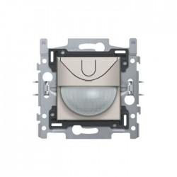 Niko Détecteur de mouvement 180° avec Nikobus-interface-actor 8 m, gris clair 102-78050