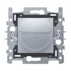 Niko Détecteur de mouvement intérieur 180° avec contact de commutation 10 A 230 V 8 m sterling 121-78010