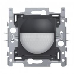 Niko Détecteur de mouvement intérieur 180° avec contact de commutation 10 A 230 V 8 m, anthracite 122-78010