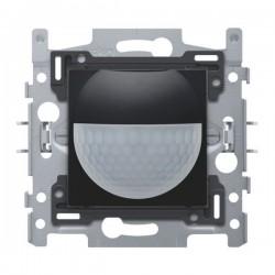 Niko Détecteur de mouvement intérieur 180° avec contact de commutation 10 A, 230 V, 8 m , noir 161-78010