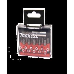 Makita Set d'embouts de vissage 12 pieces standard D31083