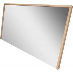 Miroir combo massif 140cm