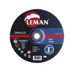 Leman disque ebarbage metal...