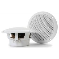 Haut parleur blanc 100W par...