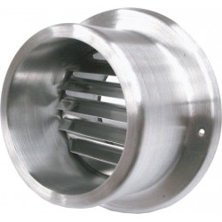 Grille d'aeration inox...