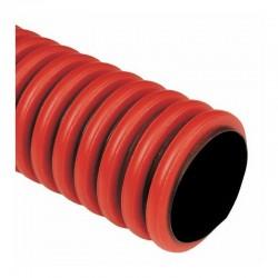 Cable fourreau ø 63 rouge 50m
