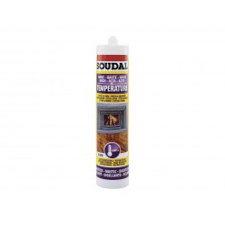 Soudal mastic refractaire